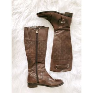 //ETIENNE AIGNER// Knee High Riding Boots 🌙